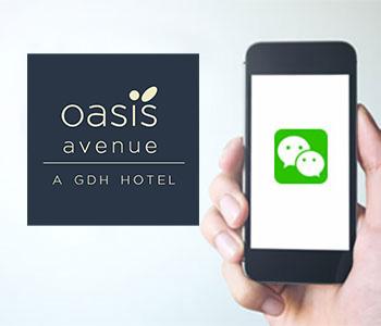oasis avenue - a gdh hotel 香港粵海酒店